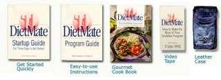 LifeSign DietMate Handheld Weight, Cholesterol, and Hypertension