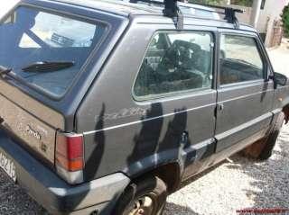 FIAT PANDA TREKKING 4X4/ KIT ADESIVI GRIGIO ESTERNI/ LATERAL