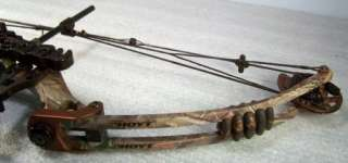 Hoyt Rintec Versa Cam Compound Bow Youth/Ladies Weight 30 40 Length 18