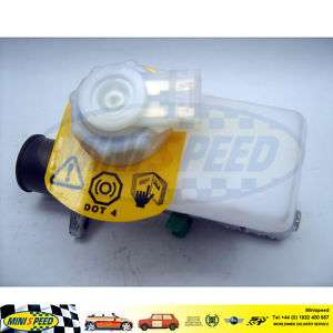 Mini Brake Master Cylinder 1275 998 1989 On Servo AP