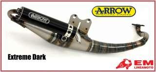 Marmitta Arrow Extreme Dark Yamaha Aerox 50 95/06