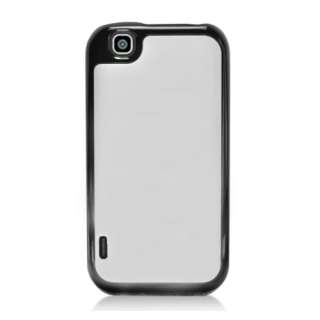 For T Mobile LG E739 myTouch Phone Accessory Hard Case Cover Hybrid