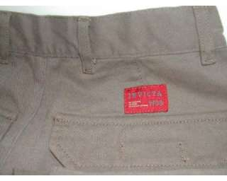 PANTALONI INVICTA taglia 42 da ragazzo/a colore marrone  100% cotone,
