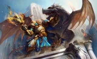 Ether Saga Online Game Wallpaper Hot Art 39 Poster 8 ArtPrint