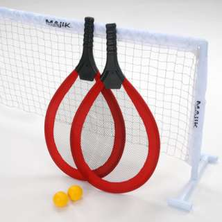 Majik Big Fun Tennis Set Outdoor Sports & Games