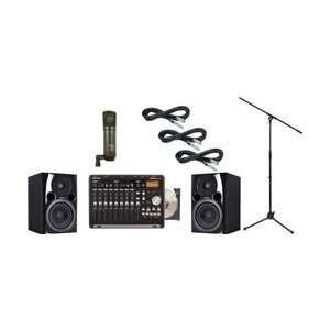 TASCAM DP 03 / PM0.4n Recording Package (Standard