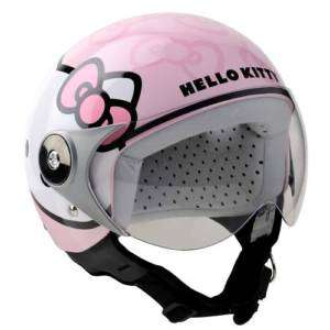 CASCO HELMET JET HELLO KITTY BABY JUNIOR