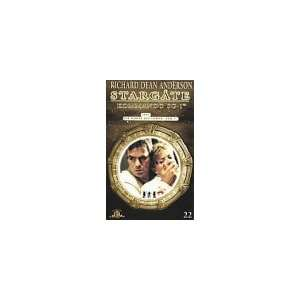 SG 1 [VHS]: Richard Dean Anderson, Michael Shanks, Amanda Tapping