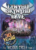 Lynyrd Skynyrd   Lyve: The Vicious Cycle Tour (2003)   DVD in Movies