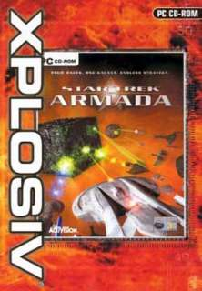 Star Trek Armada   PC (New & Sealed) 47875109131