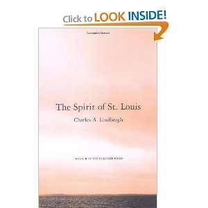 . Louis (9780743237055): Charles A. Lindbergh, Reeve Lindbergh: Books
