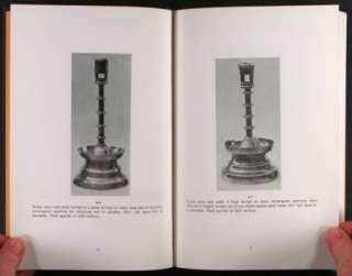 ANTIQUE BRASS & IRON CANDLESTICKS 1450 1750 Lighting taperstick candle