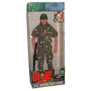 GI Joe Year 1999 Fully Poseable 12 Inch Tall Soldier Action Figure   U