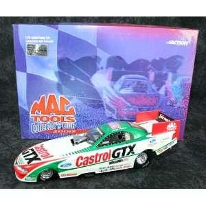 John Force Diecast Castrol GTX 1/24 2000 MAC Toys & Games