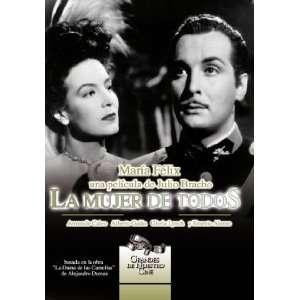 Maria Felix María Félix, Armando Clavo, Julio Bracho Movies & TV