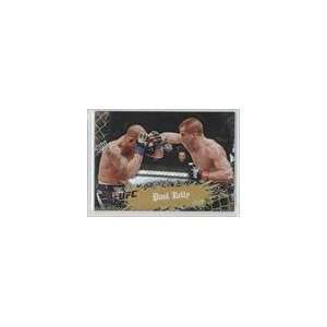 2010 Topps UFC Main Event Gold #47   Paul Kelly: Sports Collectibles