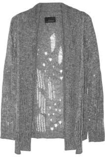 Line The Osiris open knit cardigan   55% Off Now at THE OUTNET