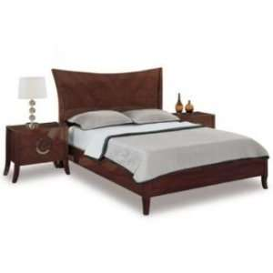 Isabella Low Profile Queen Size Bed: Home & Kitchen