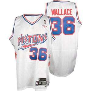 Rasheed Wallace Reebok Throwback Swingman Detroit Pistons
