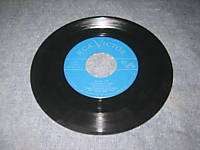 Vaughn Monroe A Little Golden Cross Bamboo RCA 7 45