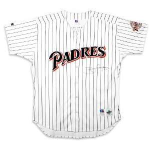 Tony Gwynn San Diego Padres Autographed Home White Jersey