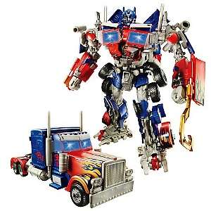 Transformers Leader Optimus Prime Action Figure