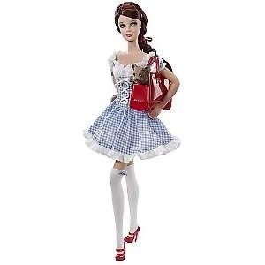 Mattel Barbie Wizard of Oz Dorothy Doll