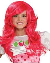 Strawberry Shortcake on Costume Supercenter