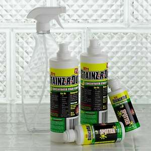 Stainz R Out 5 piece Multi Use Stain Remover Cleaning Kit