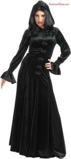 Twilight Hooded Dress Adult Costume