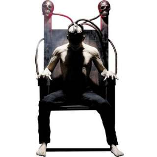 Electric Chair Animatronic Prop   Haunted House Props   15DU1280