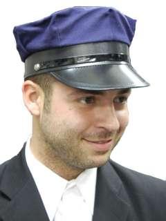 Adult Chauffeur Hat   Limousine Driver Costume Hats   15GC183