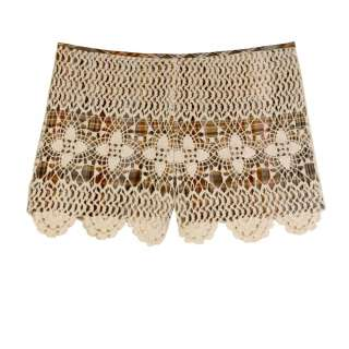 Anna Sui   CROCHET SHORTSfor Women