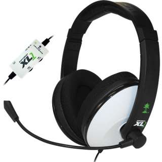 Turtle Beach Ear Force XL1 Gaming Headset + Amplified Stereo Sound