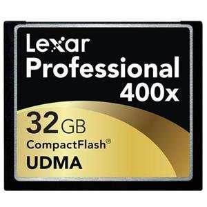 NEW 32GB Professional 400x CF card (Flash Memory & Readers