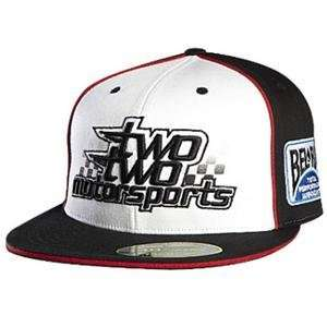 Shift Racing Team Two Two Hat   Small/Medium/Black/Red