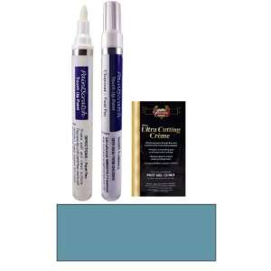 Medium Blue Metallic Paint Pen Kit for 1987 AMC Eagle (5H) Automotive