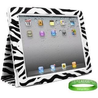 NEW Apple iPad 3 Animal Print Smart Cover Leather Case Sleep Function