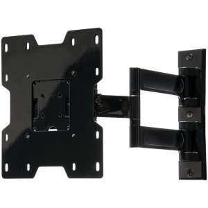 ARTICULATING WALL ARMS FOR 22?0 LCD SCREENS (GLOSS BLACK) Sports