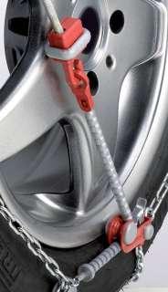 Premium Passenger Car Snow Chain, Size 104 (Sold in pairs) Automotive