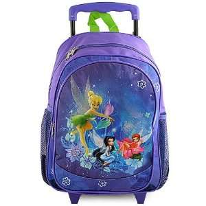 Tinker Bell Rolling Backpack Toys & Games