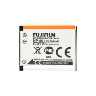 Fujifilm NP 45 Lithium Ion Rechargeable Battery for Fuji Z