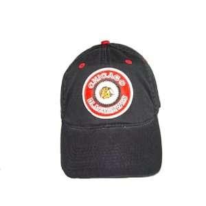 Chicago blackhawks nhl hockey cap hat   one size  00% cotton Color