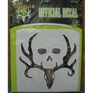 Bone Collector car or wall vinyl decal sticker 30x14