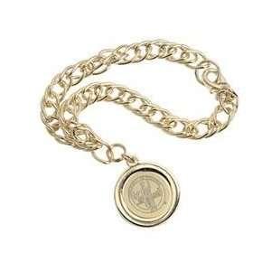 Virginia   Charm Bracelet   Gold
