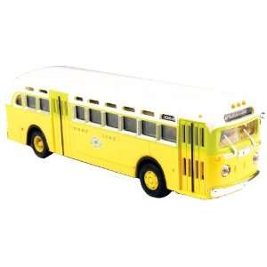 Classic Metal Works HO Scale GMC TD 3610 Transit Bus   National City