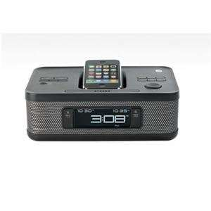 Memorex, Clock Radio Ipod/iphone Dock  Players
