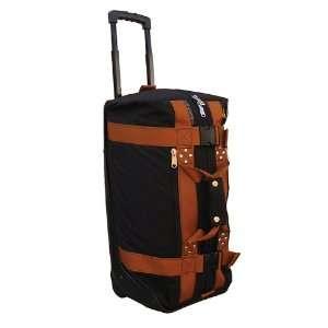 Club Glove 2011 Mini Rolling Duffle Travel Bag (Black