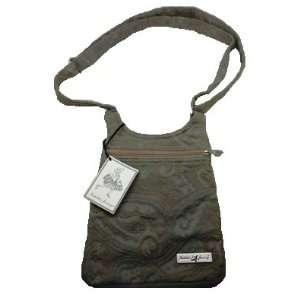 Isabellas Journey Coco Bay Wallet Messenger Bag/Purse