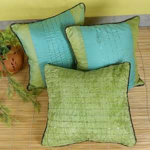 Arabian Velvet Throw Cushion Pillow Covers (Set of five)